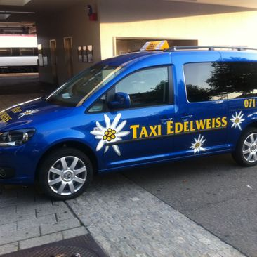 taxi - wil, münchwilen, sirnach - taxi edelweiss